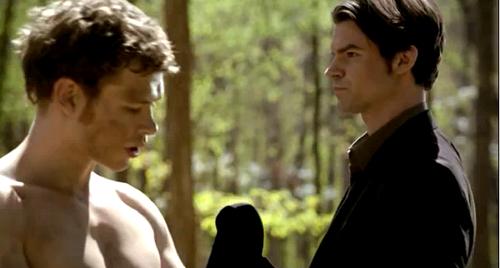 Niklaus and Elijah