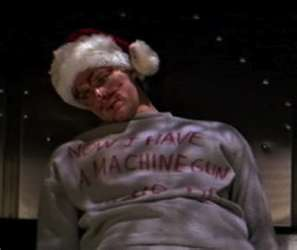 Now I Have a Machine Gun ... Ho-Ho-Ho! - die-hard Photo
