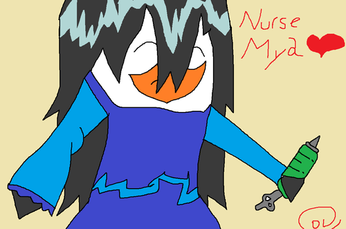 Nurse Mya