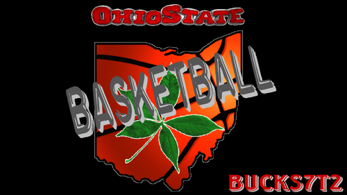 Ohio State universität basketball Hintergrund possibly containing Anime called OHIO STATE BUCKEYES basketball