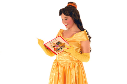 Official Princess Parties Beauty (Belle)