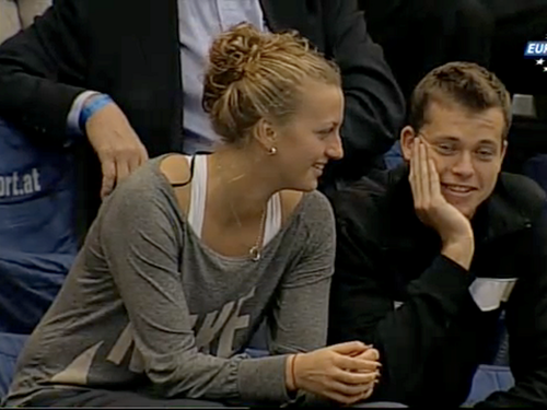 Old Kvitova and young Pavlasek