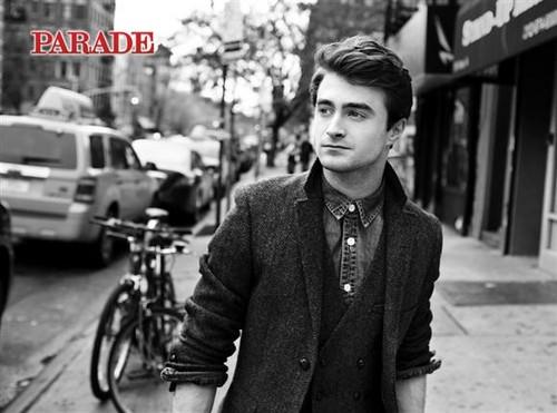 Parade magazine 2012