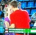 Petra Kvitova and Tomas Berdych kiss - petra-kvitova icon