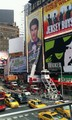 Picture in Times Square