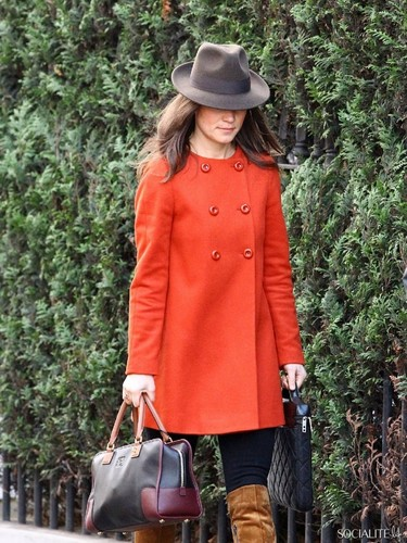 Pippa Middleton's Londres Look: l'amour It ou Hate It?