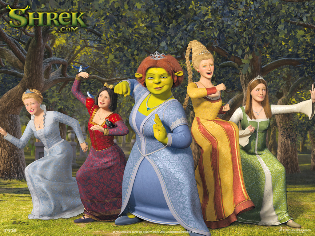 Princess Fiona Images Princess Fiona Hd Wallpaper And