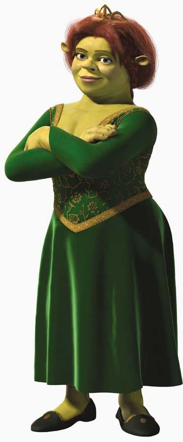 Princess Fiona