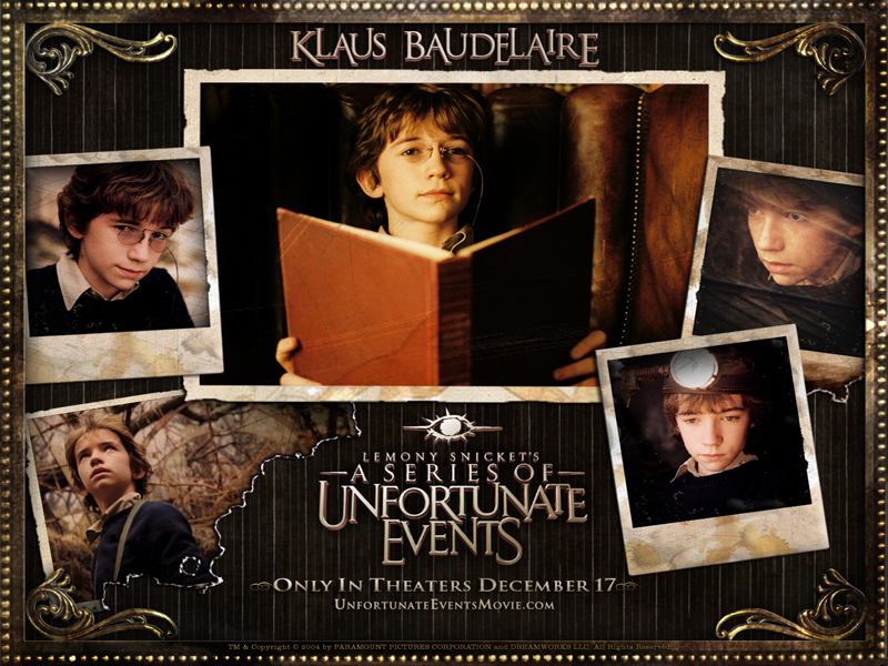 A Series Of Unfortunate Events Wallpaper: Violet, Klaus, And Sunny Baudelaire Images Promotional