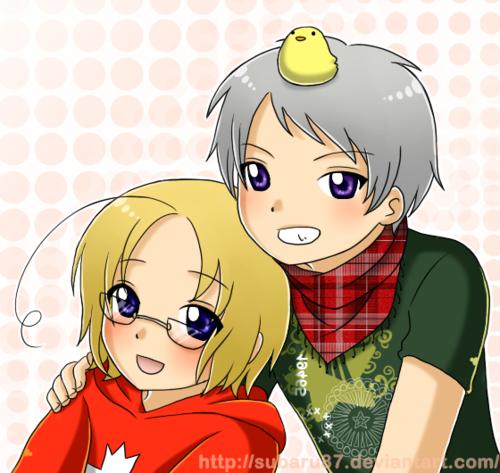 Prussia x Canada