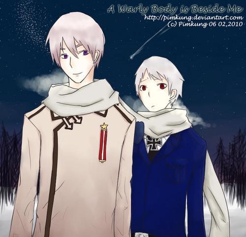 Prussia x Russia