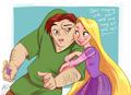 Quasimodo & Rapunzel