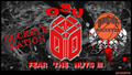 RED BLOCK O BUCKEYE NATION