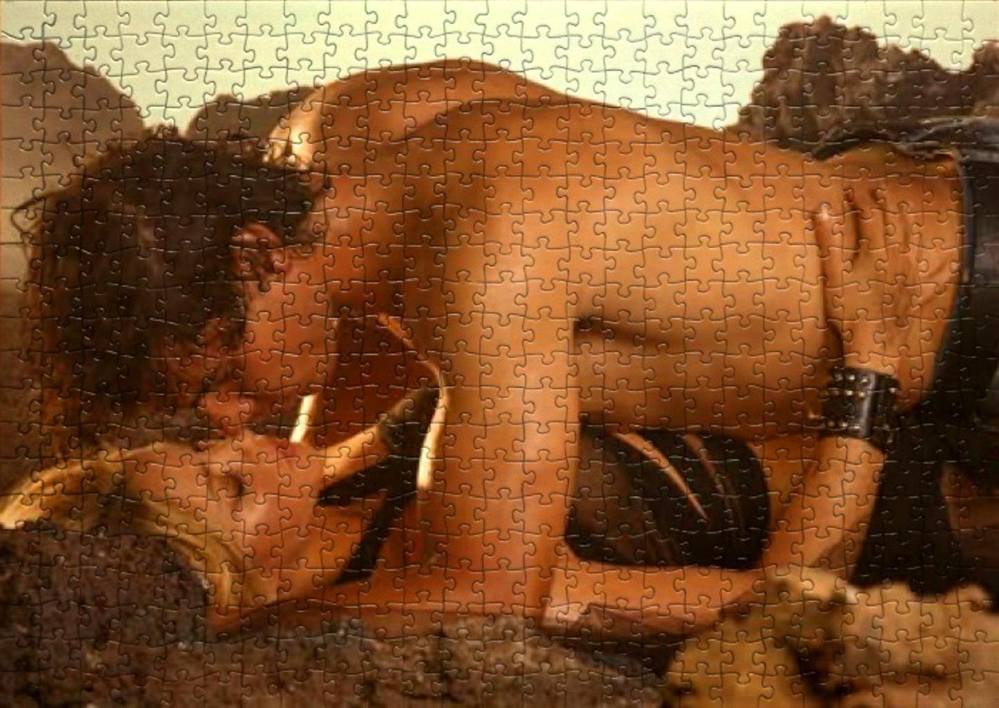 Rafa Shakira puzzle