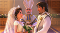 Rapunzel's wedding gown - disney-princess screencap