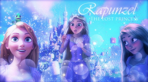 Rapunzel the Lost Princess