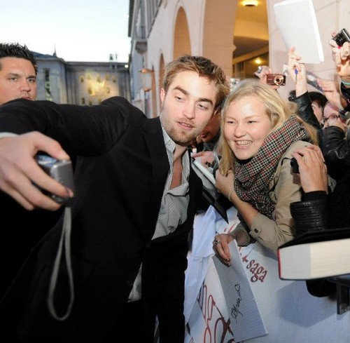 Rob in Brussels