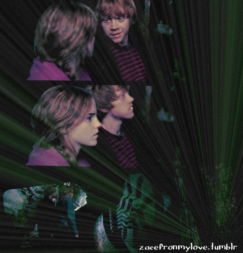 Romione- Deathly Hallows Part 2