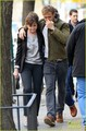 Ryan Gosling &amp; Eva Mendes: Day Out in New York! - ryan-gosling photo