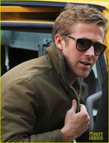 Ryan gosling & Eva Mendes: siku Out in New York!