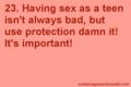안전한, 안전 사랑