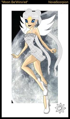 Sailor Moon Winx