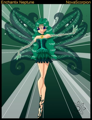Sailor Neptune Enchantix