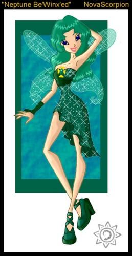 Sailor Neptune Winx