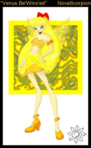 Sailor Venus Winx