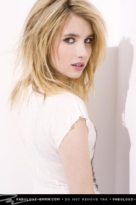 Emma Roberts wallpaper with a portrait titled Sarah Dunn Photoshoot