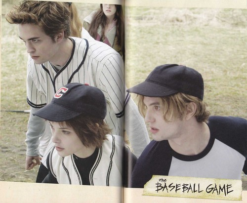 Scans of Twilight Movie Companion by Catherine Hardwicke - twilight-movie Photo
