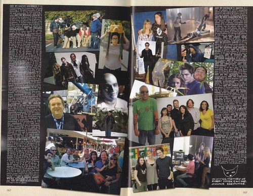Scans of Twilight Movie Companion sejak Catherine Hardwicke