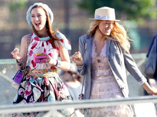 Serena&Blair
