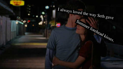 Seth and Summer Confessions!!