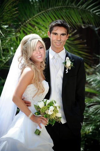 Shakira and Rafa Nadal wedding. . Wallpaper and background images in ...: http://www.fanpop.com/clubs/rafael-nadal/images/28007832/title/shakira-rafa-nadal-wedding-screencap