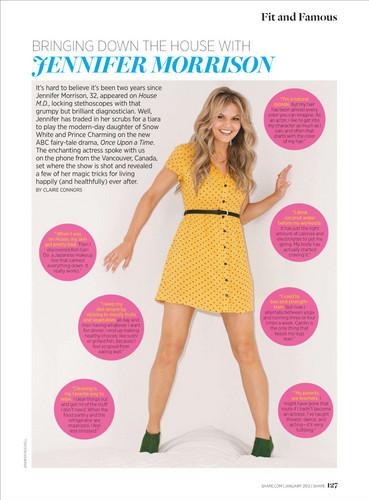 Shape Magazine - Jan 2012
