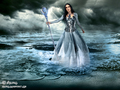 Sharon - Water Queen - within-temptation wallpaper