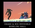 Snake LOL - super-smash-bros-brawl photo