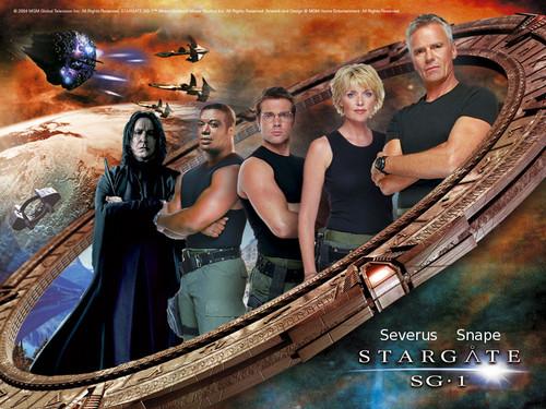 Snape in Stargate SG1