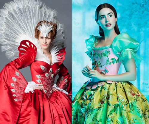 Snow white and 皇后乐队