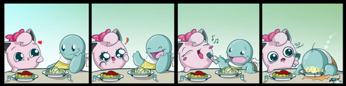 Squirtle Comics
