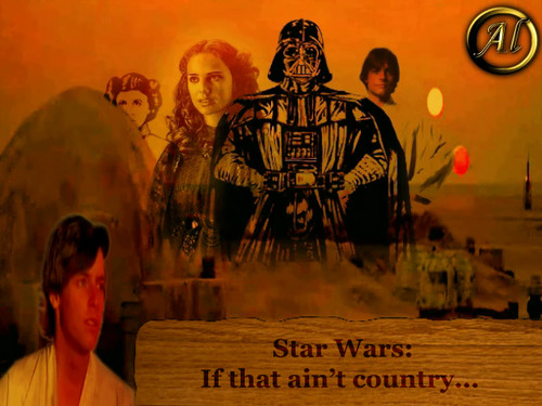 звезда Wars: If That Ain't Country
