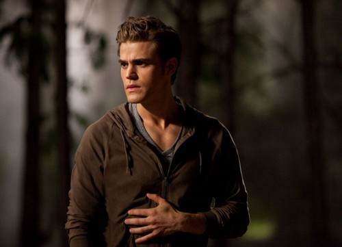 The Vampire Diaries wolpeyper entitled Stefan