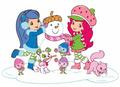 Strawberry Shortcake Snow Fun  - strawberry-shortcake photo