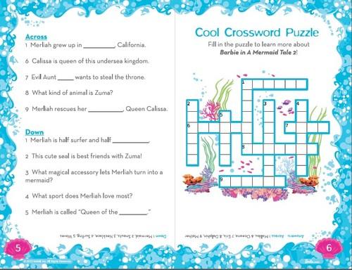 Stuff from b.com, 5: Crossword