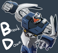 TFP:breakdown - transformers-prime fan art