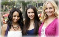 TVD Girls Wallpaper ❤