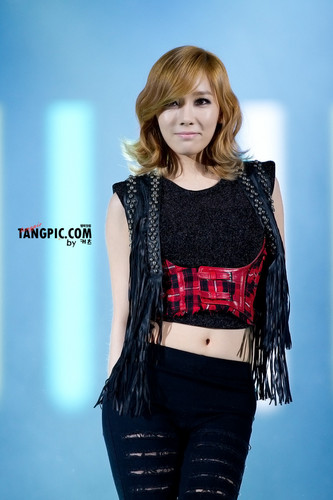 Taeyeon @ SBS Gayo Daejun