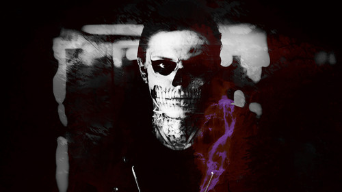 American Horror Story wallpaper titled Tate Langdon