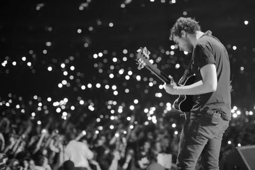 Taylor York on stage